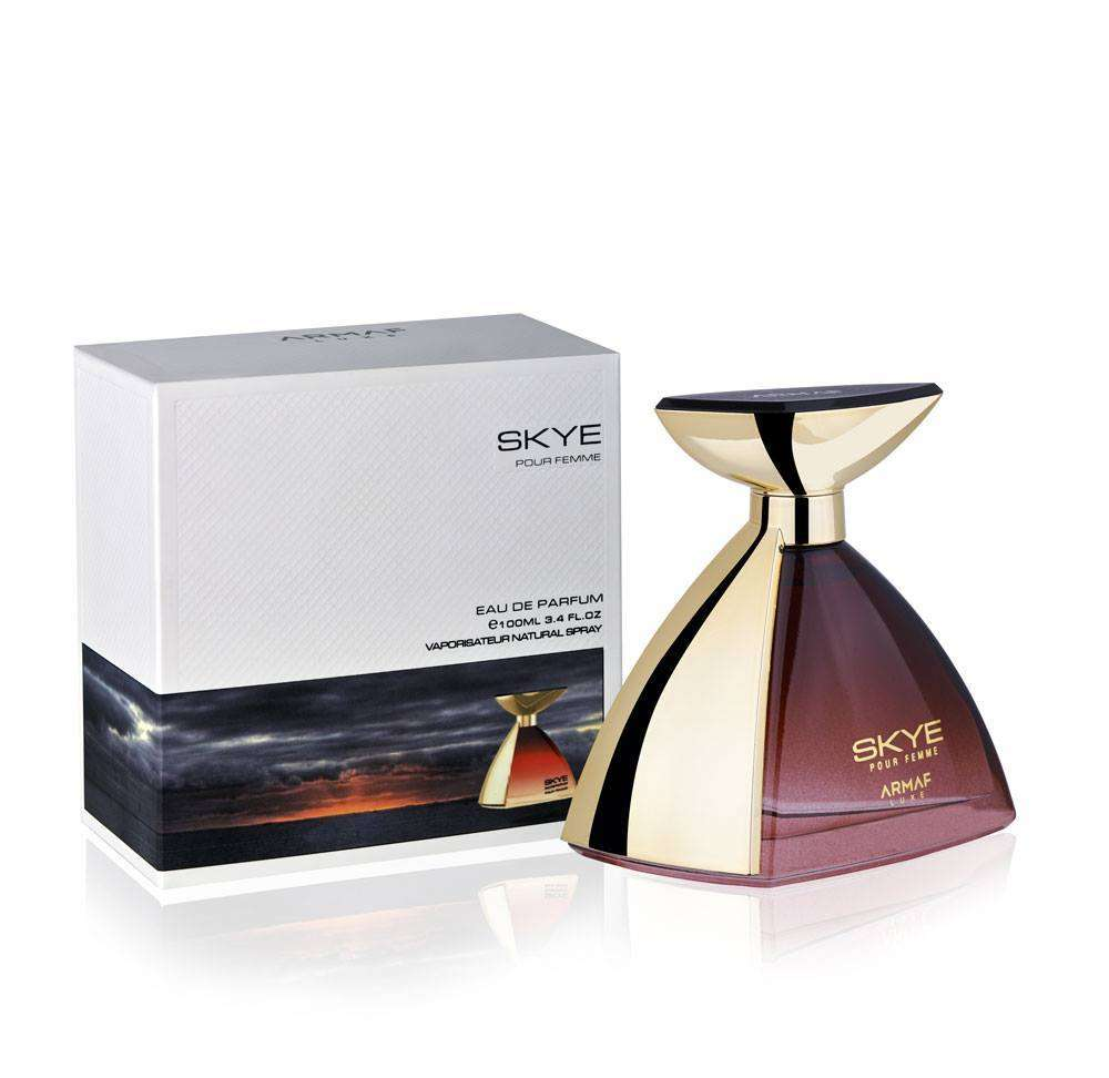 armaf luxe skye pour femme eau de parfum 100ml ebay. Black Bedroom Furniture Sets. Home Design Ideas