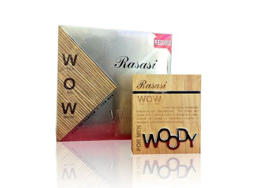 Rasasi - Wild On Wood - Woody - 60ml EdP for Men