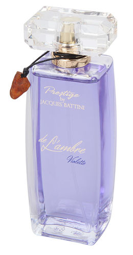 Jacques Battini - de L´Ambre Violette - Parfum 100 ml - Women
