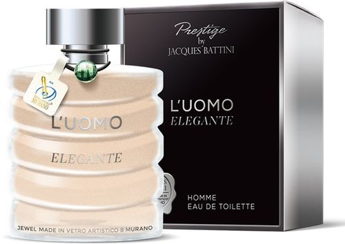 Jacques Battini - L´Uomo Elegante - EdT 100 ml - Men