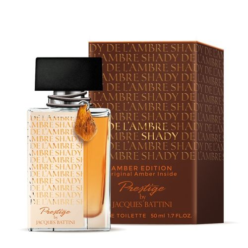 Jacques Battini - De L´Ambre Shady - EdT 100 ml - Men