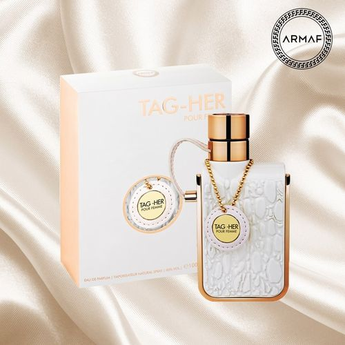 TAG HER - Armaf for Her - 100ml EdP for Women