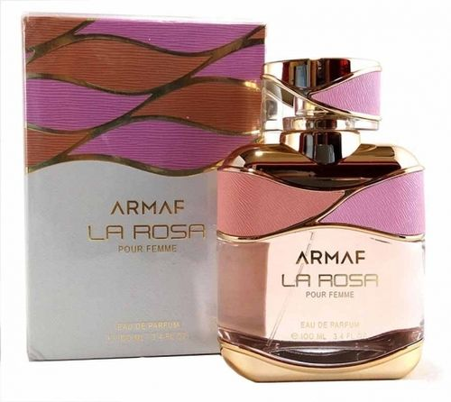 LA ROSA pour Femme - Armaf for Her - 100ml EdP for Women
