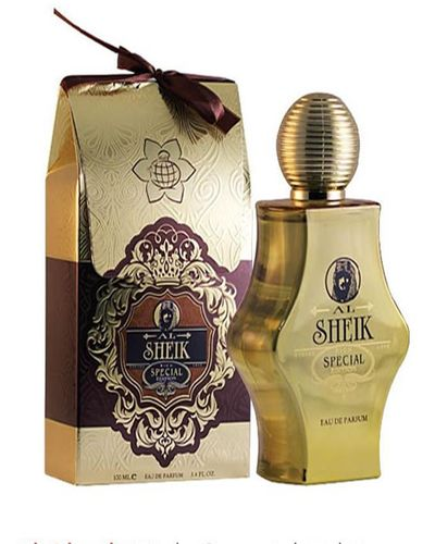 Al Sheik Rich Special Edition - 100ml EdP for Men (LJ - 0019)