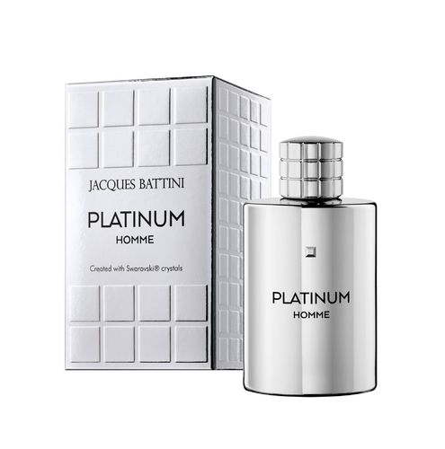 PLATINUM HOMME  by Jacques Battini - 100ml EdT for Men