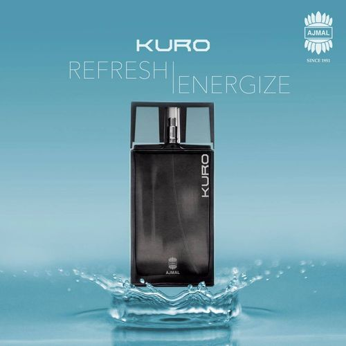 KURO - Ajmal - 90ml Eau de Parfum for Men