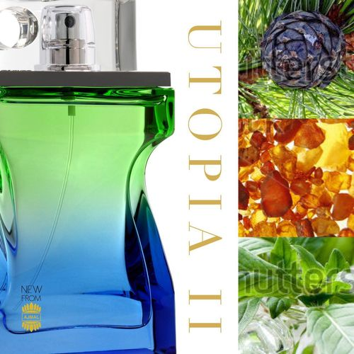 UTOPIA II - Ajmal - 90ml Eau de Parfum for Men