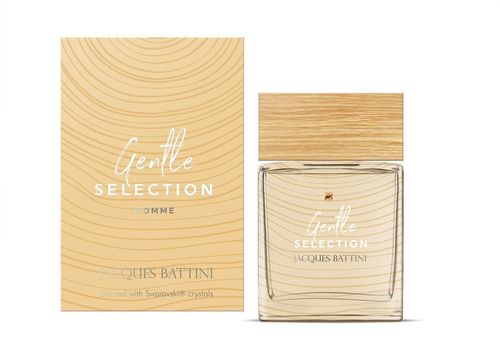 """GENTLE SELECTION"" by Jacques Battini - 100ml EdT pour Homme"