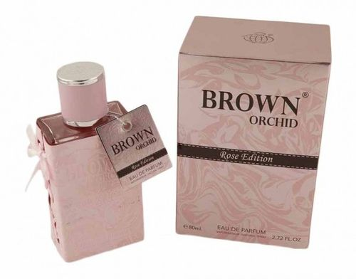 "Brown Orchid ""Rose Edition"" - 80ml Eau de Parfum"
