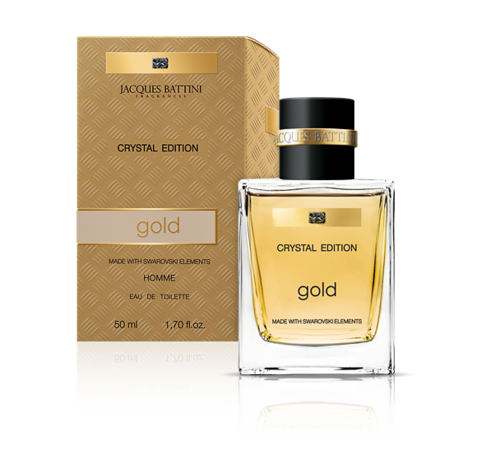 """GOLD"" by Jacques Battini - 2ml EdT pour Homme - Probe"