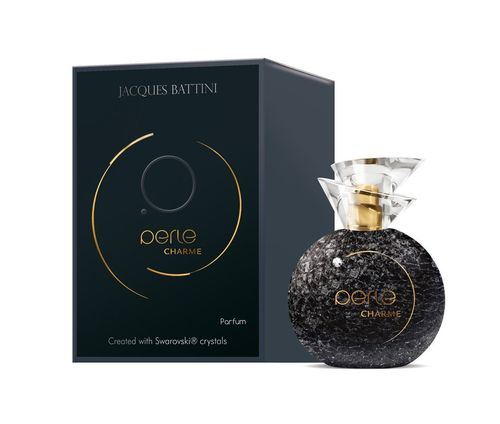 """PERLE CHARME"" by Jacques Battini - 100ml Parfum pour Femme"