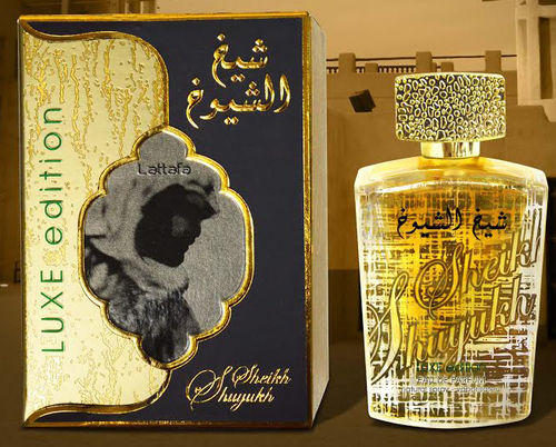 Lattafa - Sheikh Shuyukh Luxe Edition- 100ml EdP